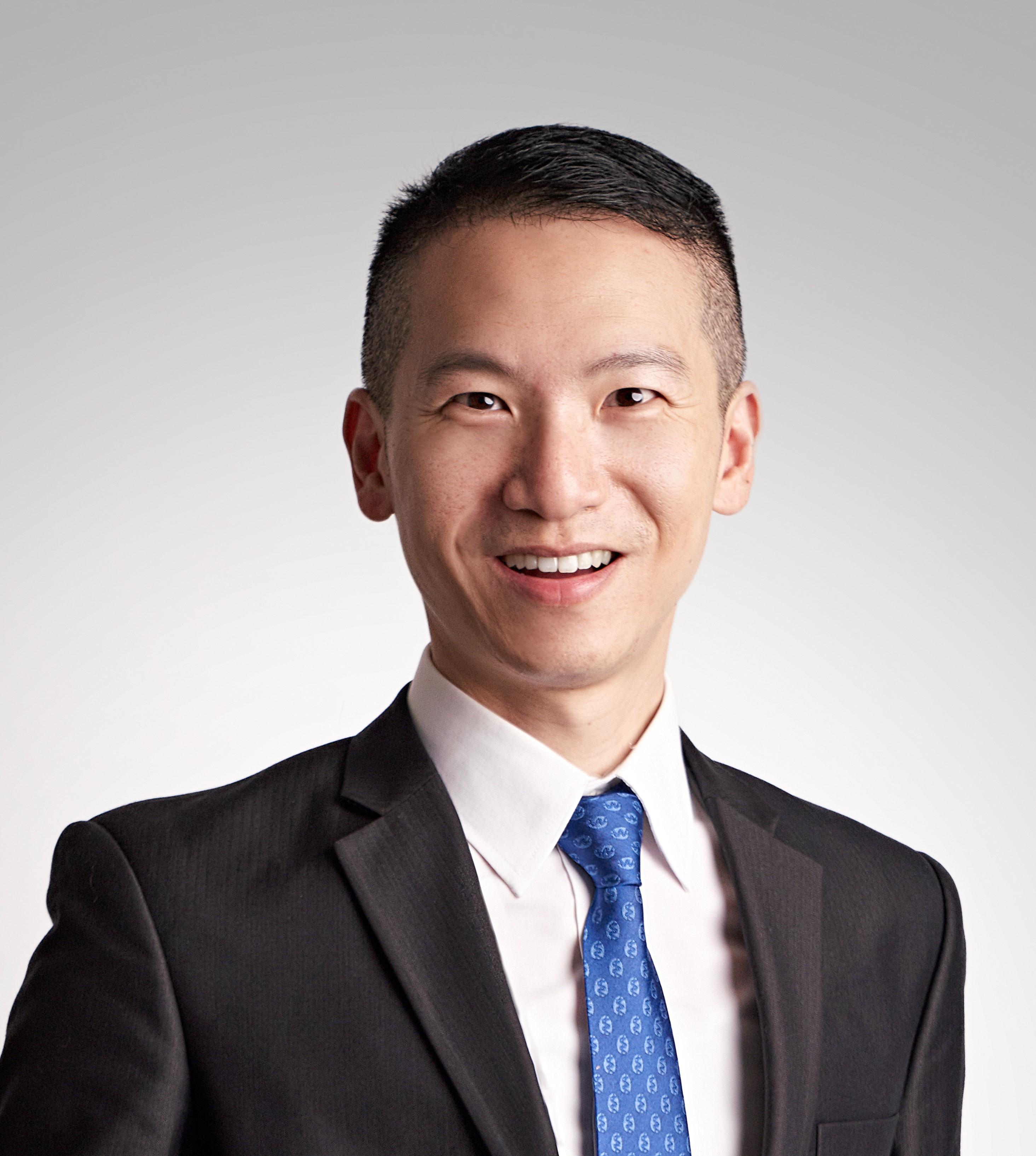 Dr Gordon Wong, psychiatrist